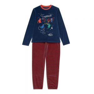 Pyjama Bleu anglais Jysillage – SERGENT MAJOR