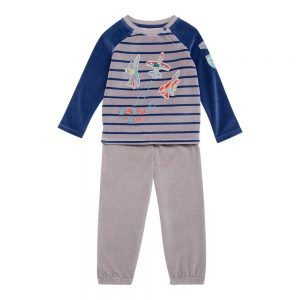 Pyjama Gris Junietage – SERGENT MAJOR