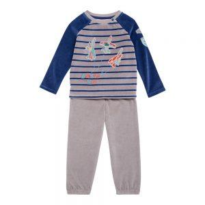 Pyjama Gris Junietage – SERGENT MAJOR