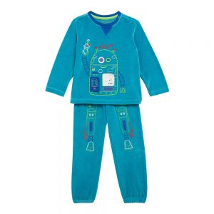 Pyjama Vert emeraude Junonage – SERGENT MAJOR