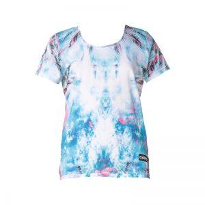 T-shirt imprimé palmiers Ocean – Eleven Paris