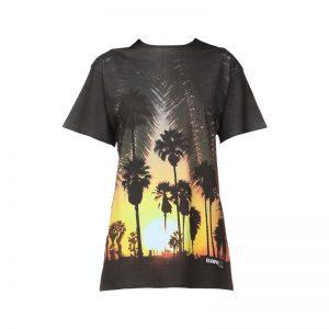T-shirt imprimé Hoop – Eleven Paris
