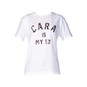 T-shirt coton printé Fara – Eleven Paris