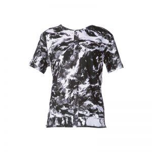 T-shirt coton printé Biri – Eleven Paris