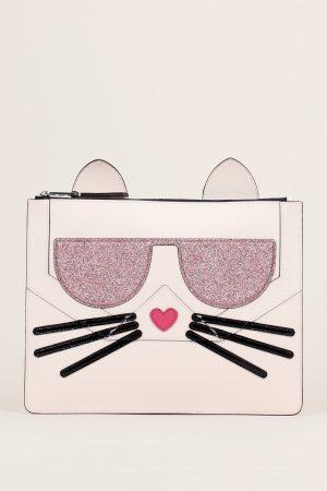 Pochette choupette rose clair  – Karl Lagerfeld