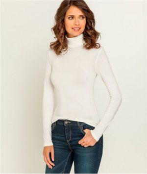 67fb91cb4cea T-shirt sous pull femme – Grain de Malice