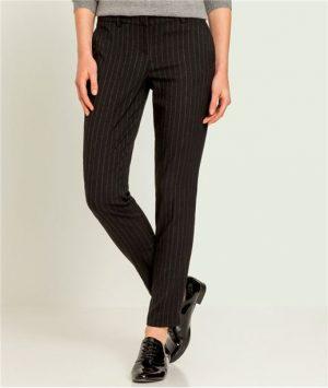 Pantalon femme fines rayures – Grain de Malice