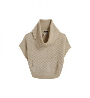 Pull manches courtes Togo – Galeries Lafayette