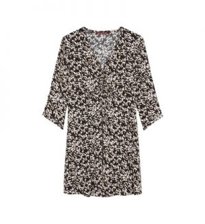 Robe imprimé panthère – Comptoir Des Cotonniers