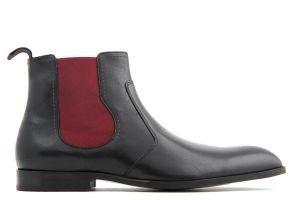 Boots PELLET noir – Ernest