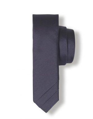 Cravate unie bas effet plissé – Celio