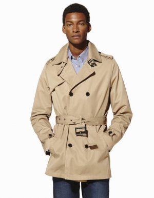 Trench-coat croisé – Celio