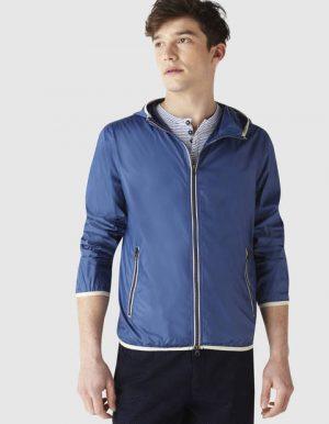 Blouson zippé à capuche poches zippées – Celio
