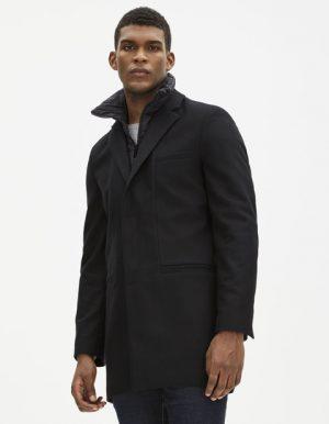 Manteau double col – Celio