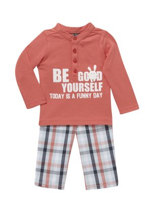 Pyjama bébé Bleu Naissance Tape à l'oeil