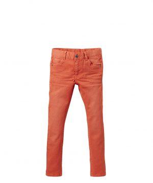 Pantalon garçon Orange 14 ans Tape à l'oeil