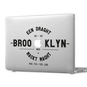 Sticker Laptop Brooklyn – Hu2