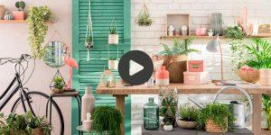 [VIDEO] Nouvelle Collection Maisons du Monde : tendance Urban Garden