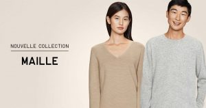 Nouvelle collection maille Uniqlo : Adoptez les it de la saison