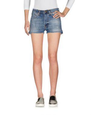 (+) PEOPLE Short en jean femme