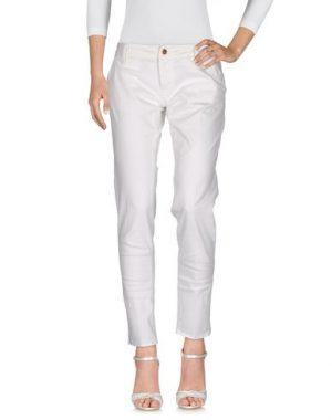 (+) PEOPLE Pantalon en jean femme