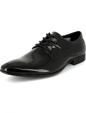 Chaussures de ville richelieu vernies KIABI