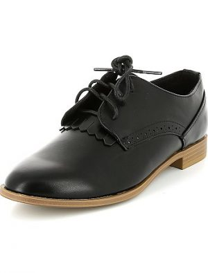 Chaussures derbies en simili KIABI
