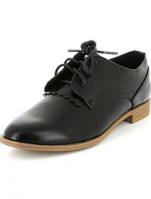 Chaussures derbies en simili KIABI