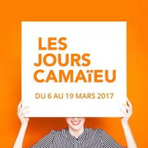 Les jours Camaïeu : jusqu'à 50% pour craquer pour la nouvelle collection