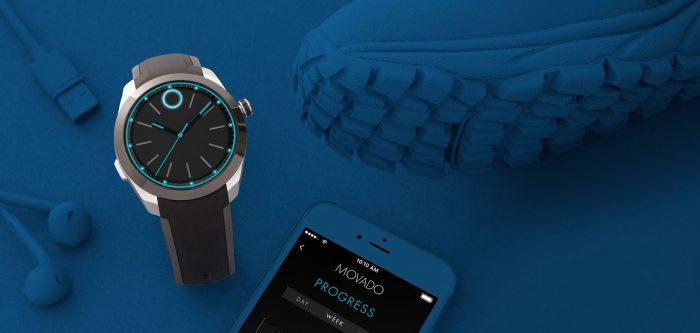 Movado s'associe à Google pour lancer une nouvelle collection de montres connectées