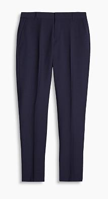 ACTIVE SUIT-Pantalon stretch infroissable  Esprit