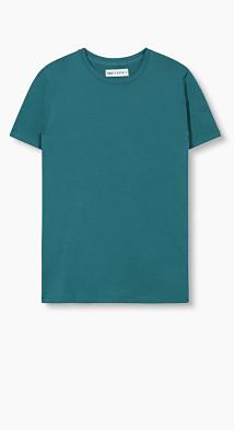 T-shirt basique en jersey de coton  Esprit