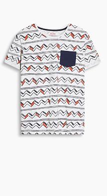 T-shirt imprimé en jersey  Esprit