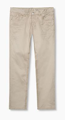Pantalon 5 poches, 100 % coton  Esprit