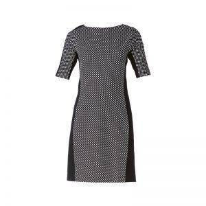 Robe noire plumetis Vermeil – Sinéquanone