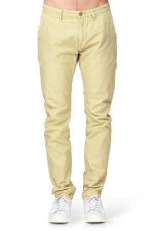 Pantalon chino beige coton Paulo – Scotch & soda