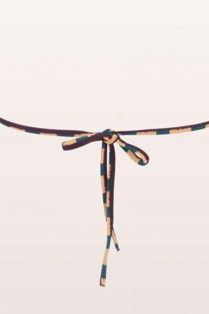 Triangle prune imprimé graphique Monoprix Femme