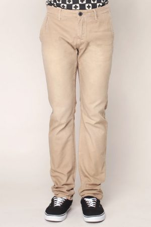 Pantalon regular sable Theon – Scotch & soda