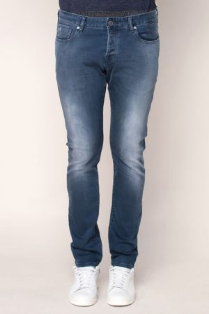 Jean denim délavé froissé – Scotch & soda