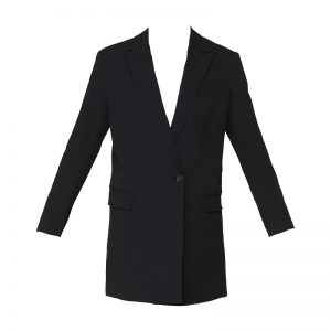 Veste gaufrée noire Atla – Diesel