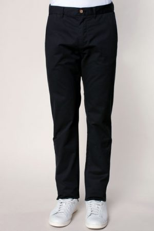 Pantalon chino noir – Scotch & soda