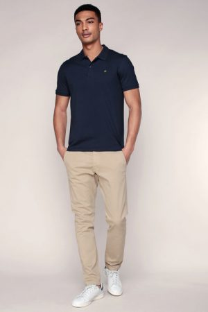 Polo marine logo brodé Perfect – Jack & Jones