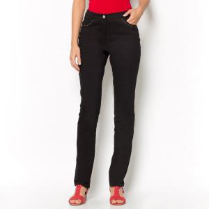 Pantalon, sergé stretch. ANNE WEYBURN.