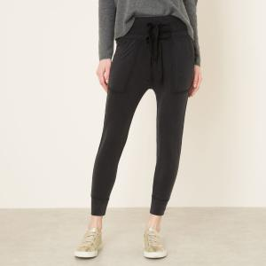 Pantalon jogging cupro. THE KOOPLES.