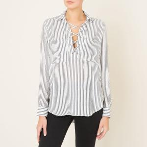 Blouse rayée. THE KOOPLES.