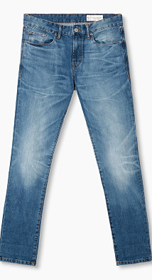 Jean de style 5 poches en denim stretch  Esprit