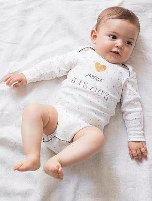 Nouvelle collection bébé chez Kiabi