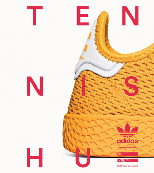 Nouvelle collection adidas x Pharrell Williams