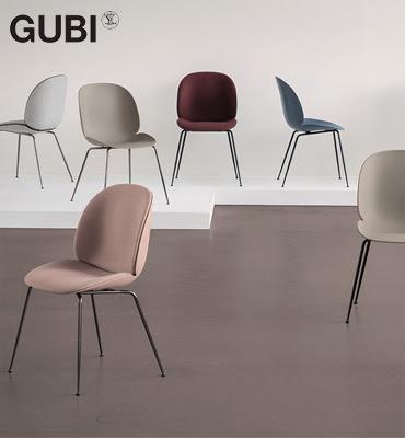 Nouvelles collections de chaises