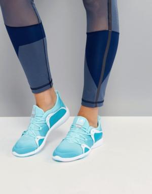 Adidas – Adipure 360 – Baskets hautes performances – Bleu